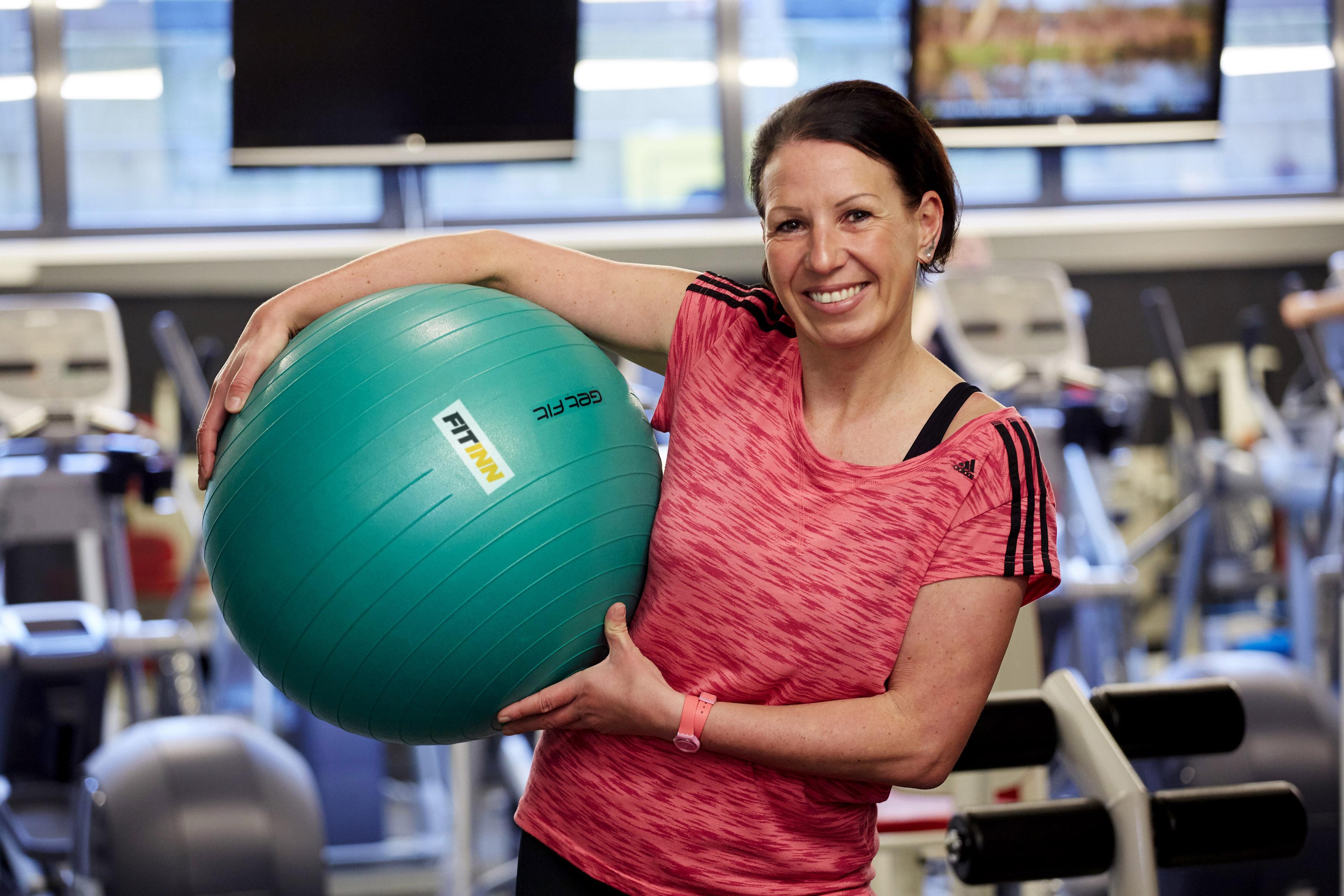 Am Ball bleiben tut der Gesundheit gut!